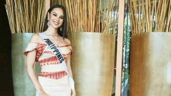 Catriona Gray admits to having days when she feels