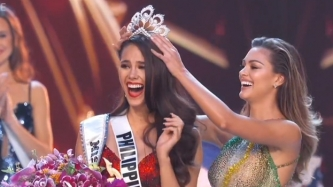 Catriona Gray's winning moments at Miss Universe 2018