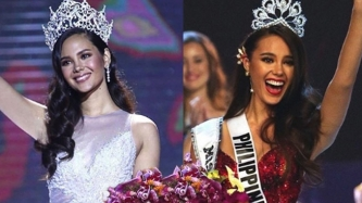 Catriona Gray's journey from Miss World to Miss Universe
