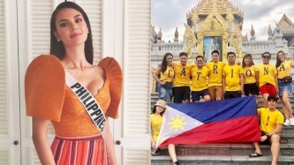 Meet the team that helped Catriona Gray win Miss Universe crown