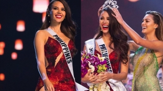 Catriona Gray hits 1.4 million likes on first Instagram post as Miss Universe