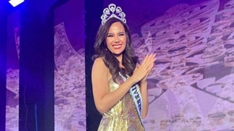 How Catriona Gray spent her first 24 hours as Miss Universe 2018