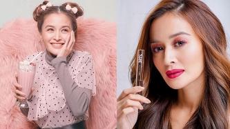 Kris Bernal finally launches makeup brand after 10 months of countless formulations