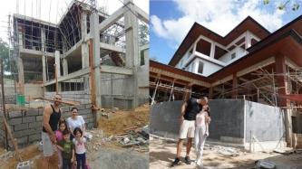 Team Kramer dream home nears completion