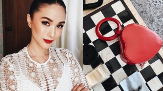 Heart Evangelista teases fans with collaboration with French label Sequoia