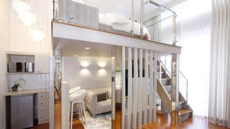 This family home has a mini-condo unit for the daughter