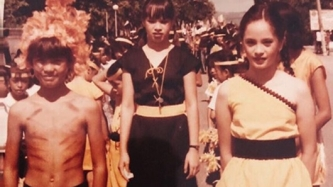 Lucy Torres remembers the boy who became her perennial escort in grade school