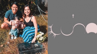 Saab Magalona, Jim Bacarro write a lullaby for late daughter Luna