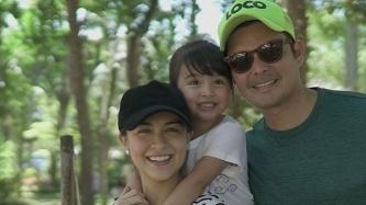 Zia Dantes totally enjoys family day in Laguna