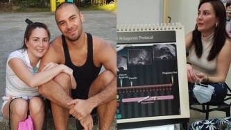 Cheska Garcia wants to get pregnant again after tubal ligation