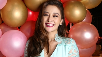 Kris Bernal proud to launch SHE Cosmetics with a team of four