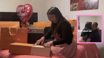 Madam Kilay receives bags and shoes worth PHP1.3M from new boyfriend for Valentine's Day