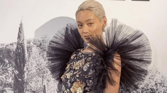 Kim Jones chic and Frenchy in Chanel Haute Couture