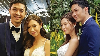 Former <em>Pinoy Big Brother</em> winner Slater Young marries vlogger girlfriend Kryz Uy