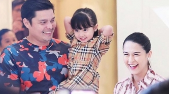 Marian Rivera gets surprise baby shower from Dingdong Dantes and family
