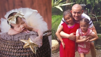 Paolo Contis misses daughters Xonia and Xalene; hopes they will meet Baby Summer