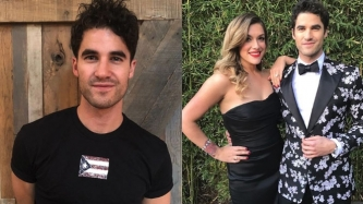 Darren Criss weds girlfriend Mia Swier