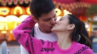 Dingdong Dantes, Marian Rivera bold and sexy in maternity shoot