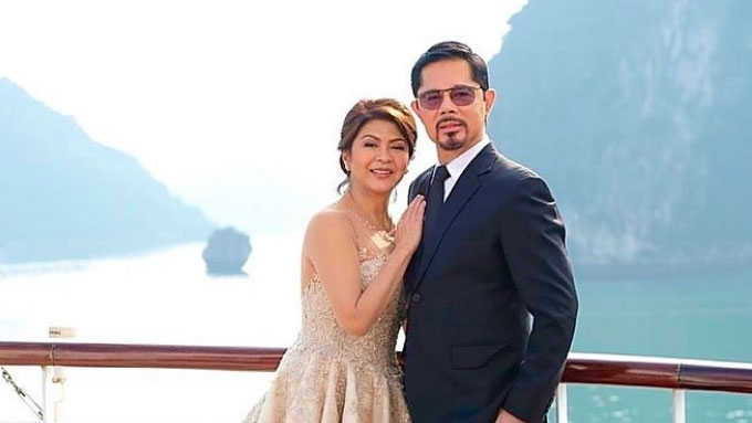 Sandy gets wedding ring from Boyet the day she became his GF
