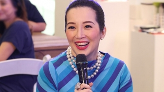 Why Kris Aquino travels to Japan on an average of six times a year