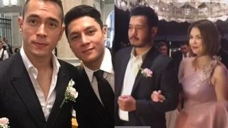 Sunshine Garcia and Alex Castro's star-studded wedding guest list