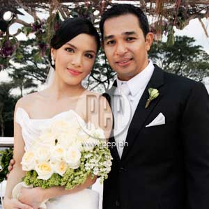Ciara Sotto and her dream wedding with Joe Oconer | PEP.ph