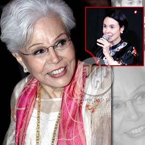 Grand Dame Armida Siguion-Reyna celebrates her 79th birthday