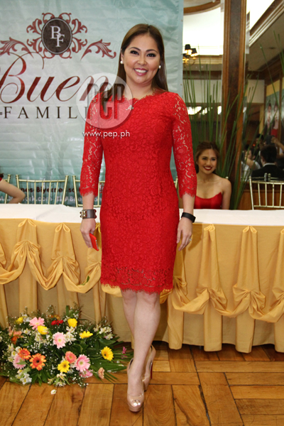 <p>Angelu De Leon: from empty to happy heart!</p>